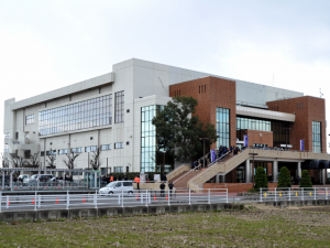 木曽川体育館(2Fアリーナ全面)